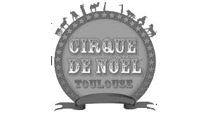 Logo du Grand Cirque de Noël de Toulouse